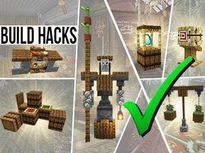 NEU Minecraft 1.14 Build HACKS & Tips! – Youtube The post NEU Minecraft 1.14 Build HACKS & Tips! – Youtube appeared first on Bestes Soziales Teilen.