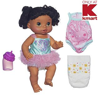 Ready For Ballet Baby Alive 25 In Store Mikaela Best Baby