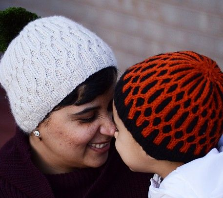Free Knitting Patterns For Uljhan Hats This Fun Beanie Features A