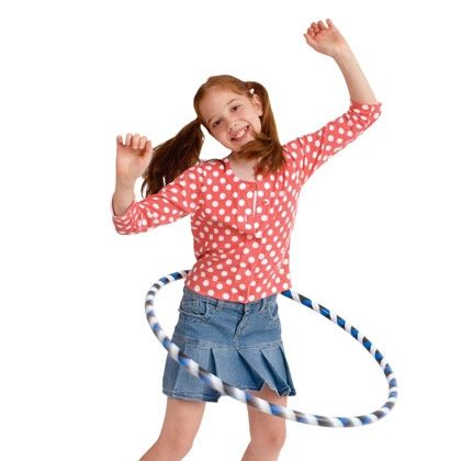 make a hula hoop crafts spoonful kids pinterest. Black Bedroom Furniture Sets. Home Design Ideas