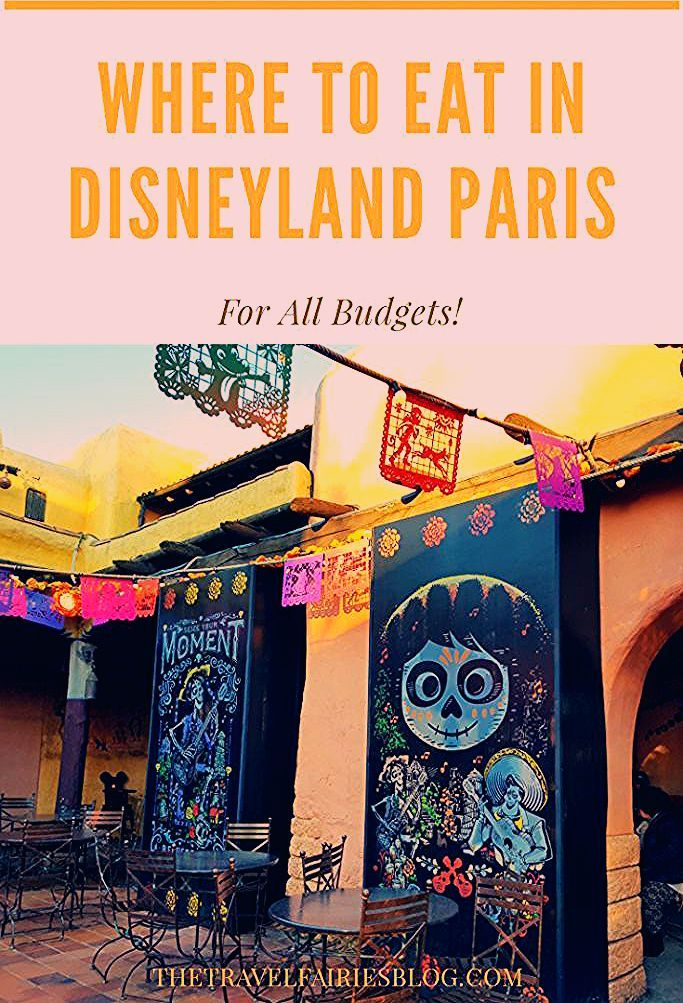 Photo of Disneyland Paris Restaurants – Where to Eat for Every Budget