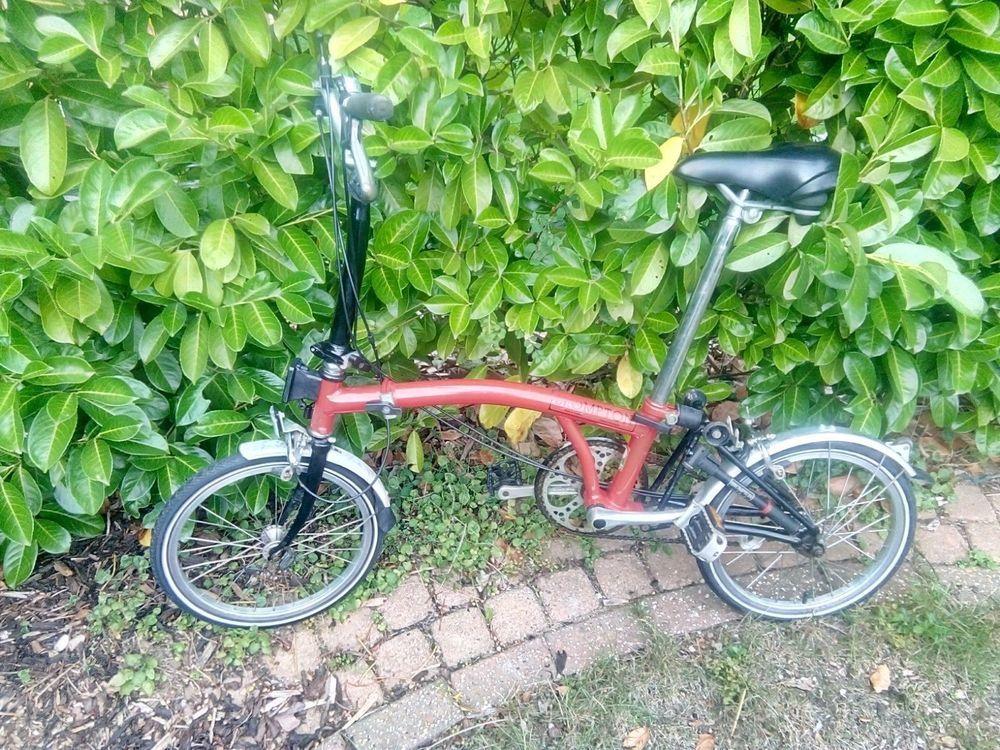 Latest Brompton Bike For Sales Bromptonbike Brompton Brompton Folding Bicycle L3 636 00 End Date Monday Feb 4 2019 2 35 Folding Bicycle Brompton Bicycle
