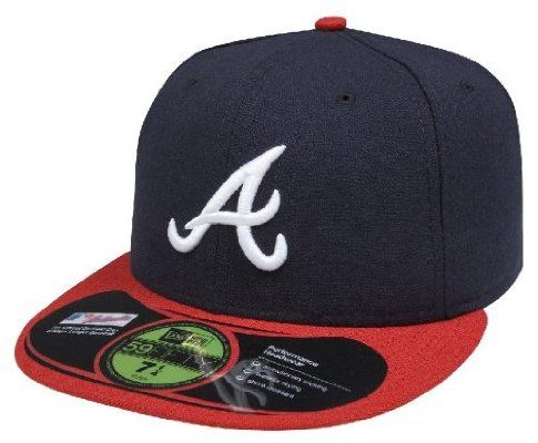 Atlanta Braves Fitted Hats Braves Hat Baseball Hats Mbl Hats Authentic Hats Atlanta Braves Braves Major League Baseball Logo