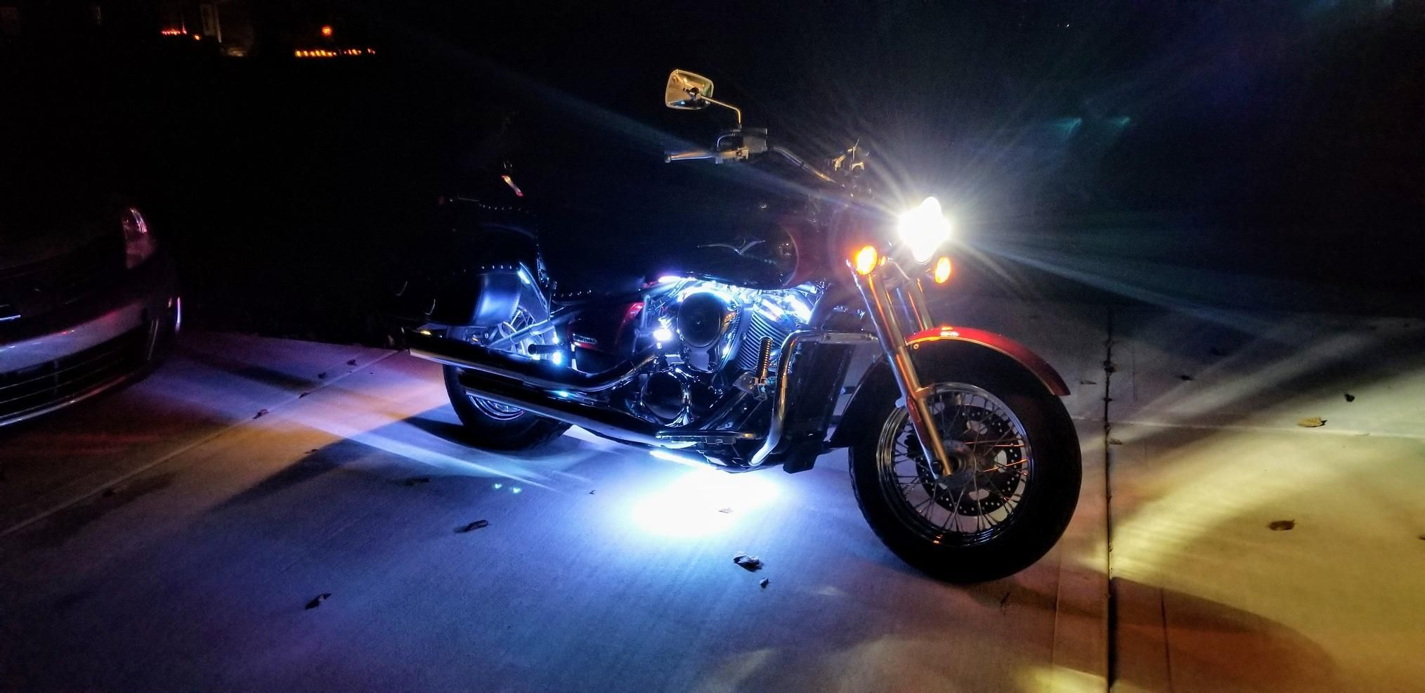 Pin On Motorcycle Led Lights