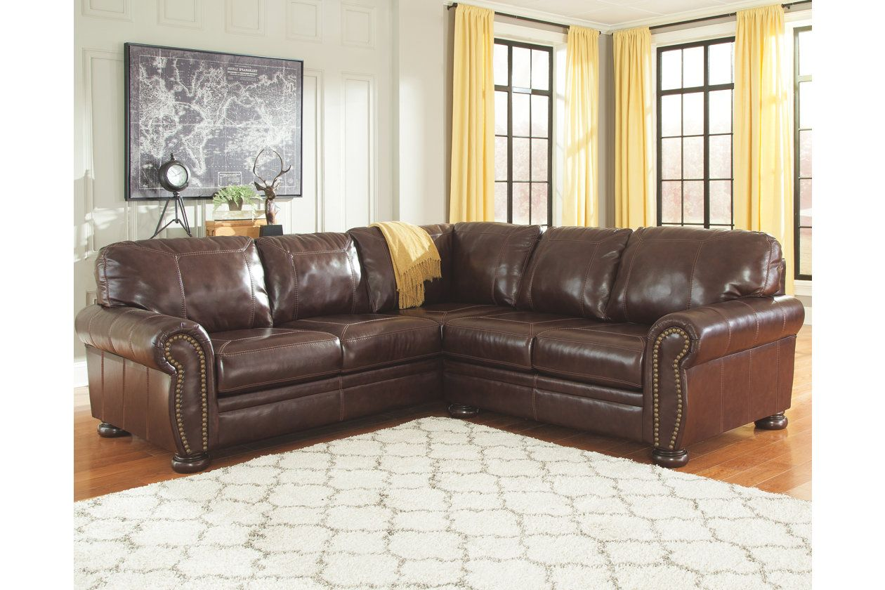 Banner 2 Piece Sectional Ashley Furniture Homestore Ashley Furniture Living Room Sectional