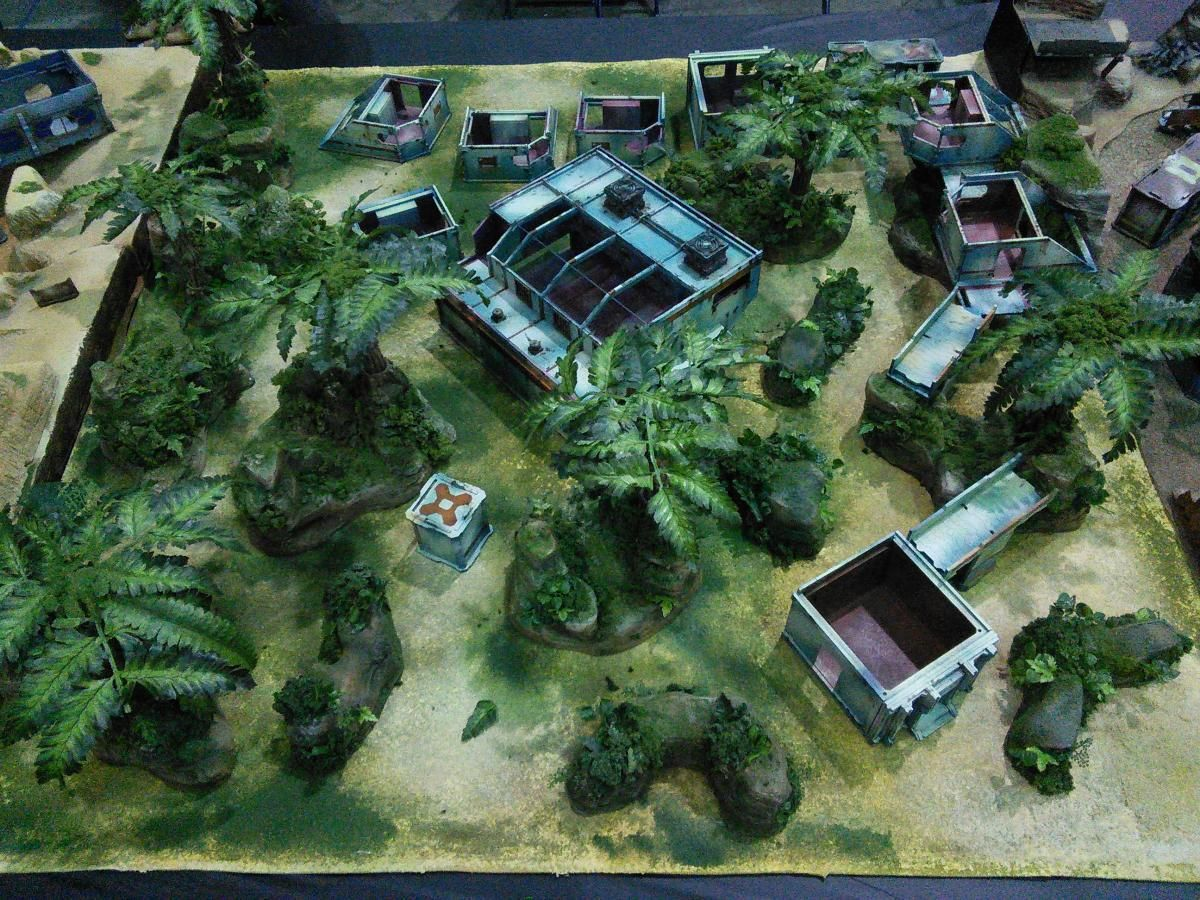 Infinity Tabletop Gallery The Wayward Warcor Wargaming