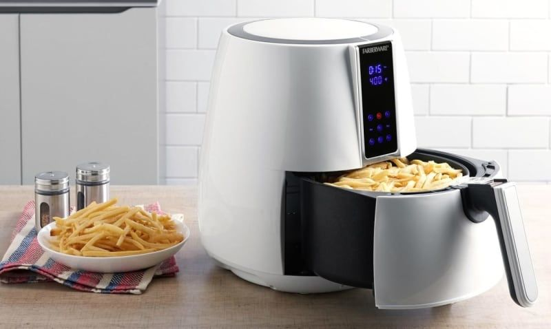 22 Kitchen Products That Ll Warm Your Soul This Winter Farberware Air Fryer Air Fryer Air Fryer Deals