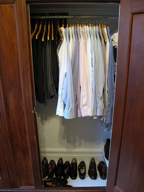 How Much Can Your Closet Really Hold?
