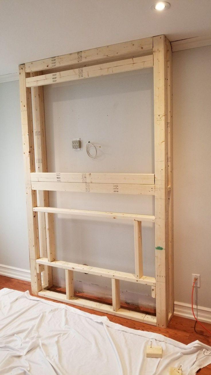 16 TV Wandhalterung Ideen für Wohnzimmer und Schlafzimmer - 16 TV