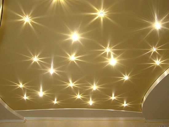 kids room ceiling lighting. Golden Stretch Ceiling Film With Led Lights For Kids Room Decorating Lighting L