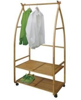 Bamboo Garment Rack For 50 In Kingston Ontario For Sale Chairs