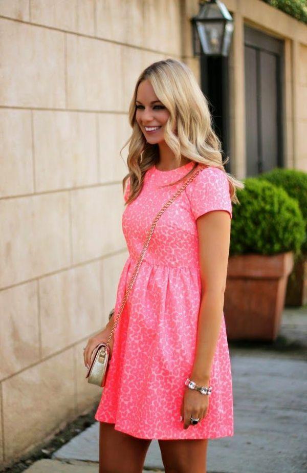 Rosa Kleid - 21 schöne und trendige Modelle | Dresses ...