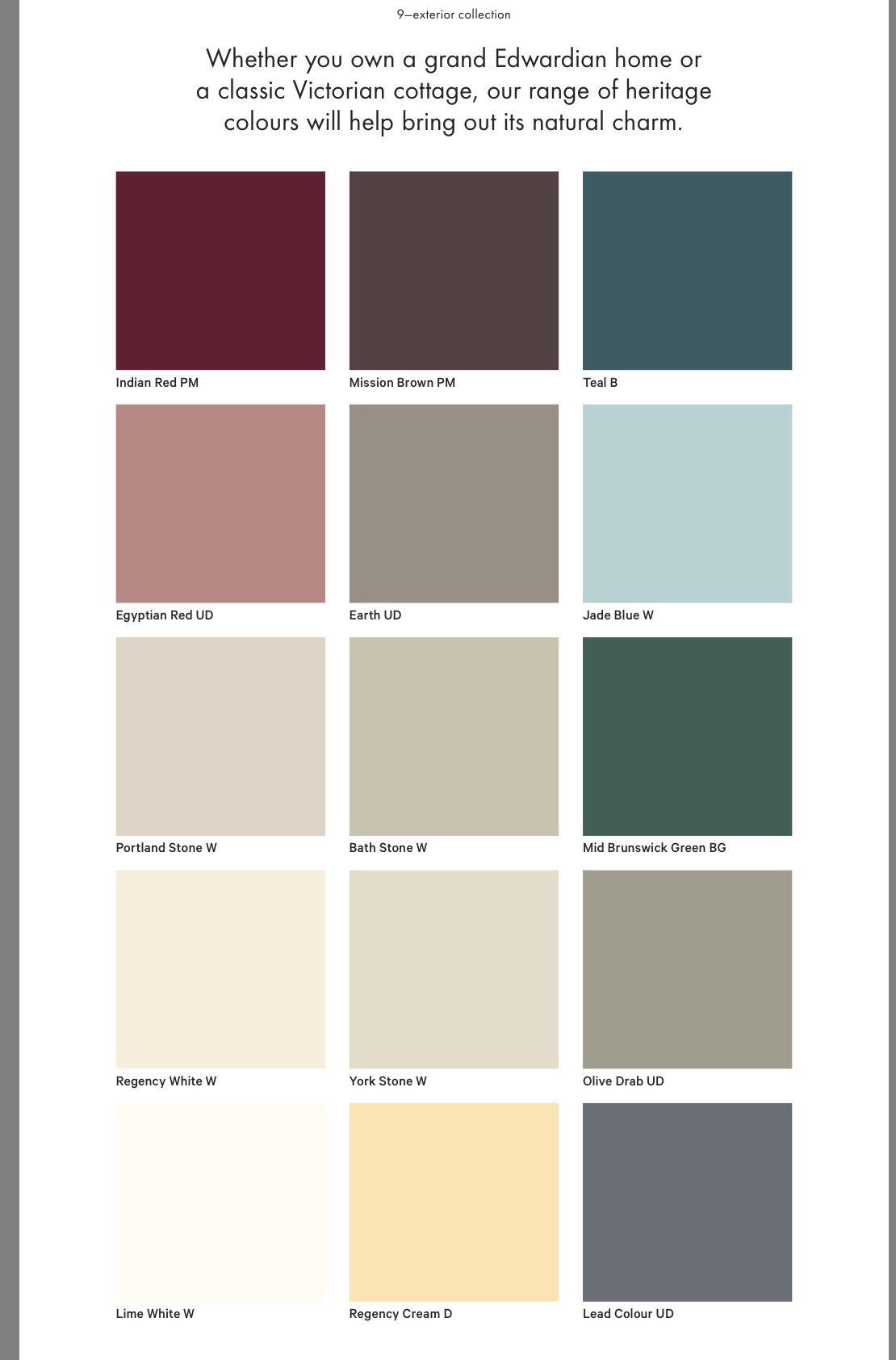 Dulux exterior paint colours Australia - stone walls ...