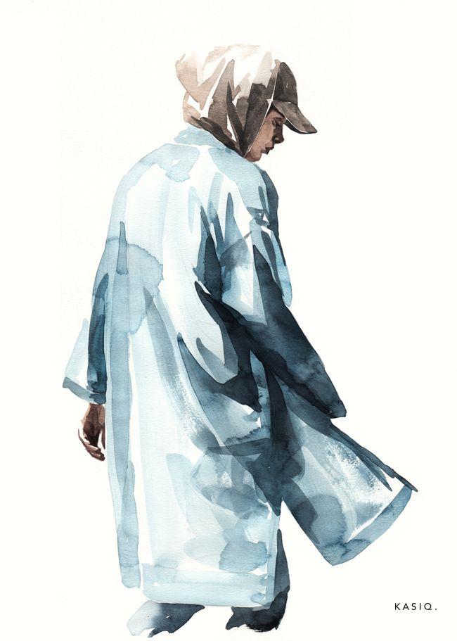 Photo of kasiq fashion Illustration