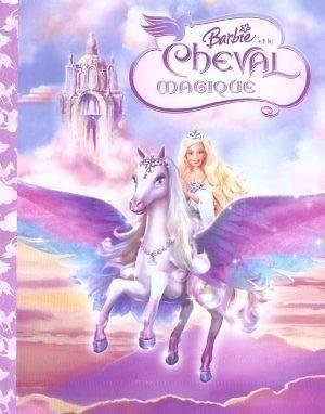 Barbie et le cheval magique posner sanchez andrea occasion livre barbie illustrations et - Dessin anime de barbie et le cheval magique ...