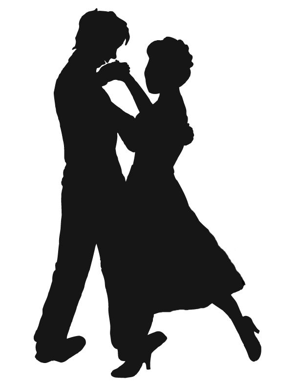 Kids Ballroom Dancing Clip Art