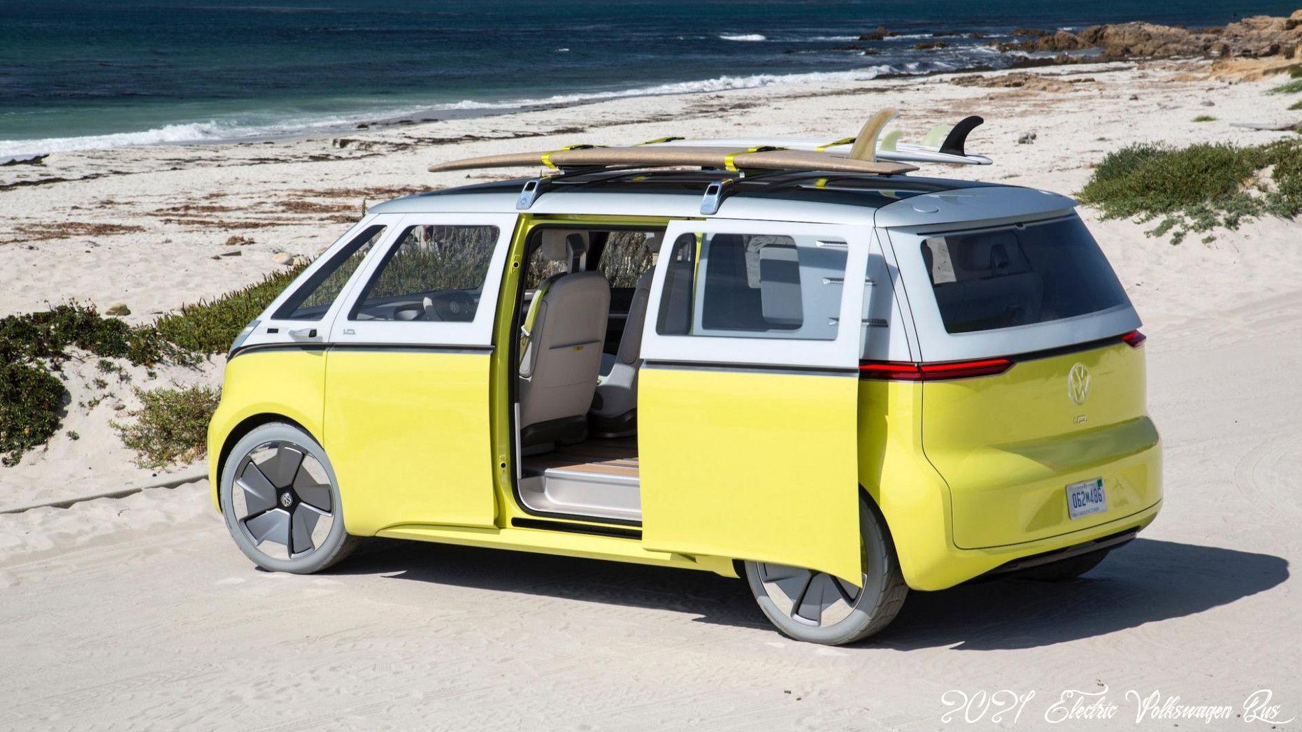 Bilder 2021 VW Bulli