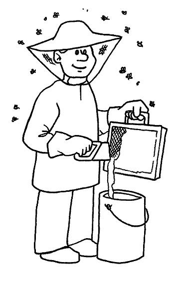 Jobs Coloring Pages 43 Bee Coloring Pages Coloring Pages Cute Coloring Pages
