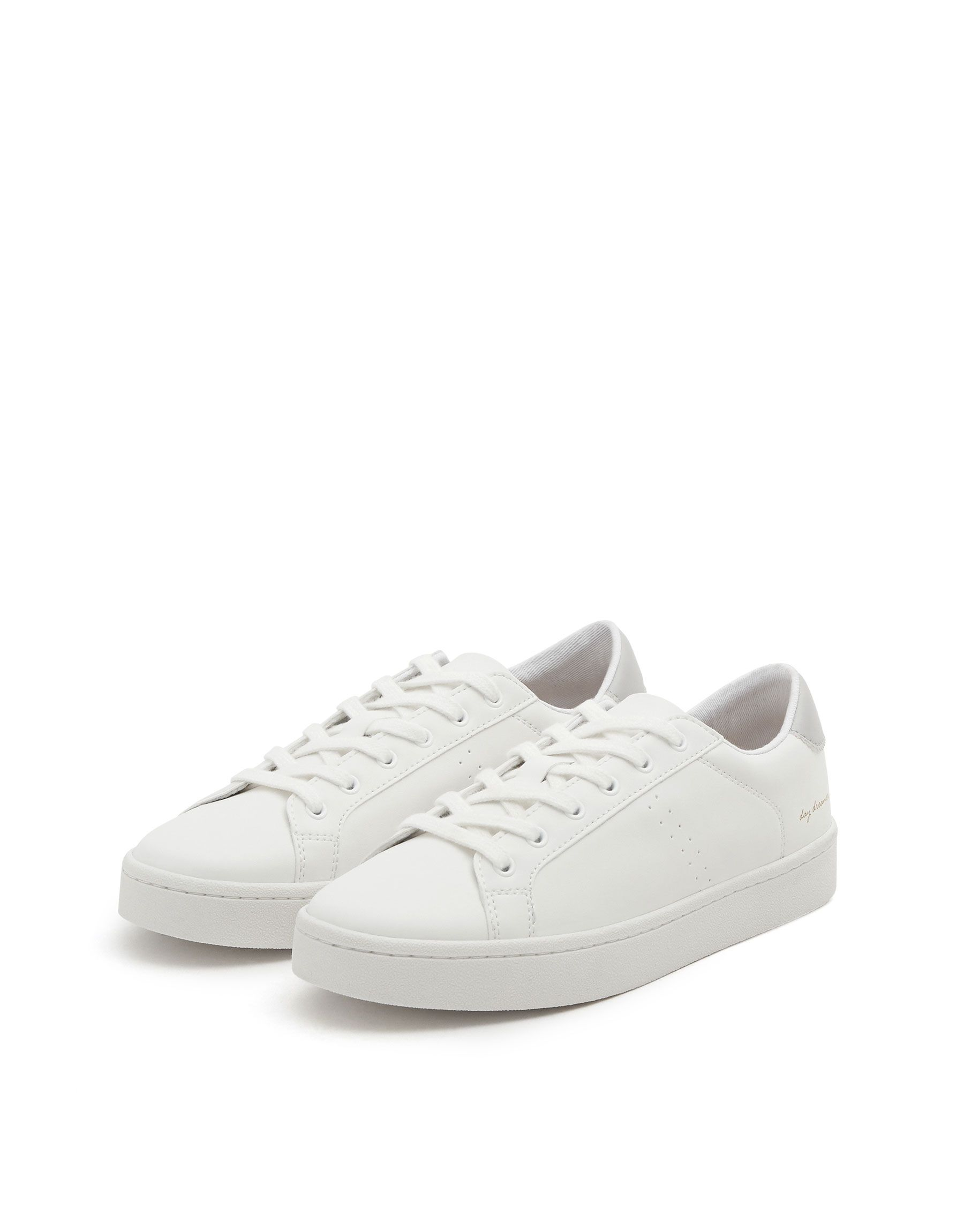 Urban Sneakers Trainers Shoes Woman Pull Bear United Kingdom