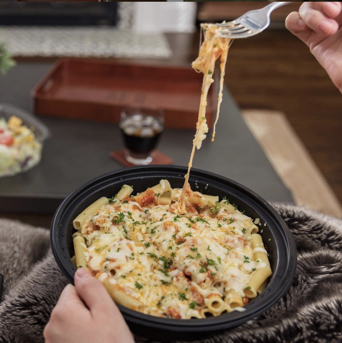 Olive Garden Is Offering BOGO Entrees If You Take Them To