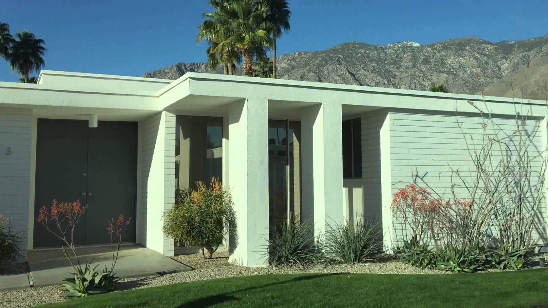 Kings Point Palm Springs Midcentury Modern Golf Course Homes For