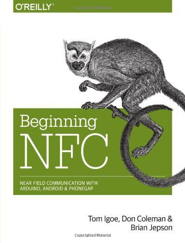 Beginning Nfc Near Field Communication With Arduino Android And