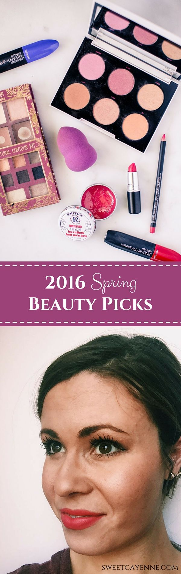 Sharing my favorite spring beauty products and creating a fresh look for the season! Includes my review of items from Urban Decay, MAC, Revlon, Pixi and more! Makeup collection post.