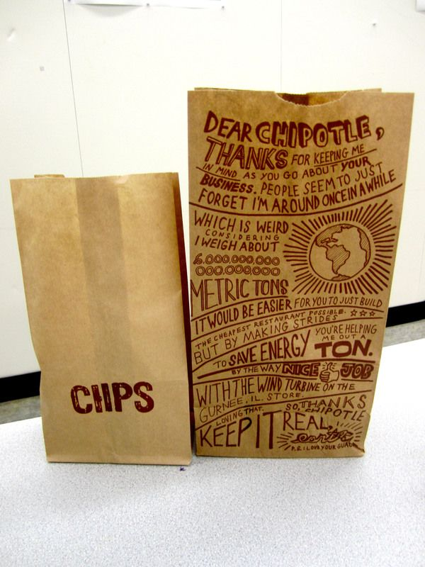 Chipotle Wrapper Pattern Design Chipotle Packaging Branding