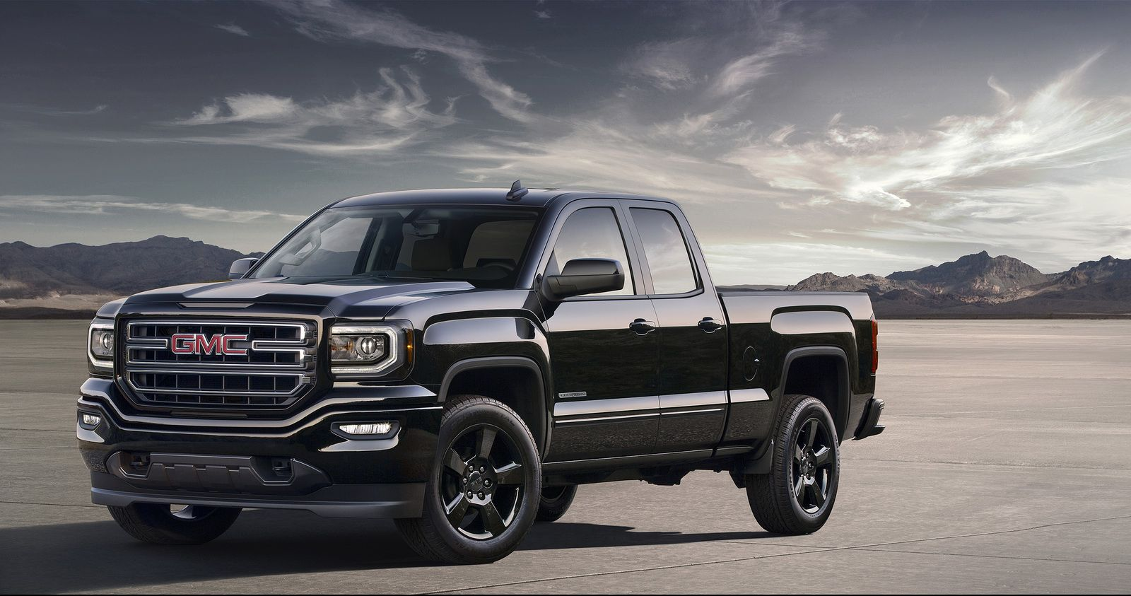 Gmc Sierra Elevation Edition Returns For 2016 2017 Gmc Sierra 1500