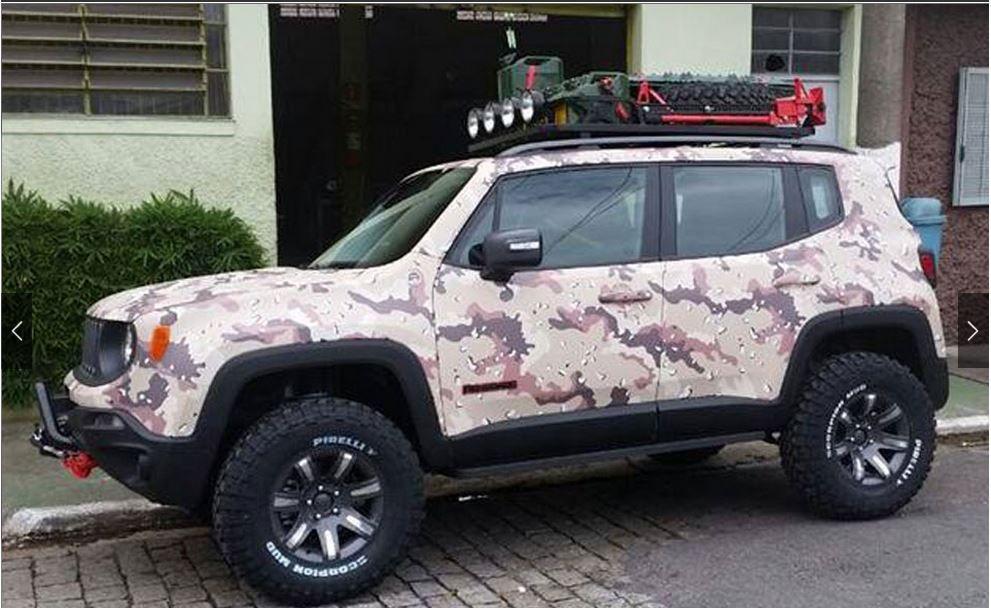 Renegades On Us Soil Jeep Renegade Jeep Renegade Trailhawk