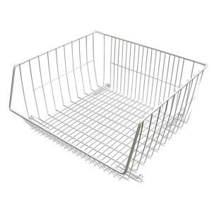 Charmant ClosetMaid, 16 1/2 In. X 14 In. Stack Or Hang Wire Storage Basket, 1088 At  The Home Depot   Mobile