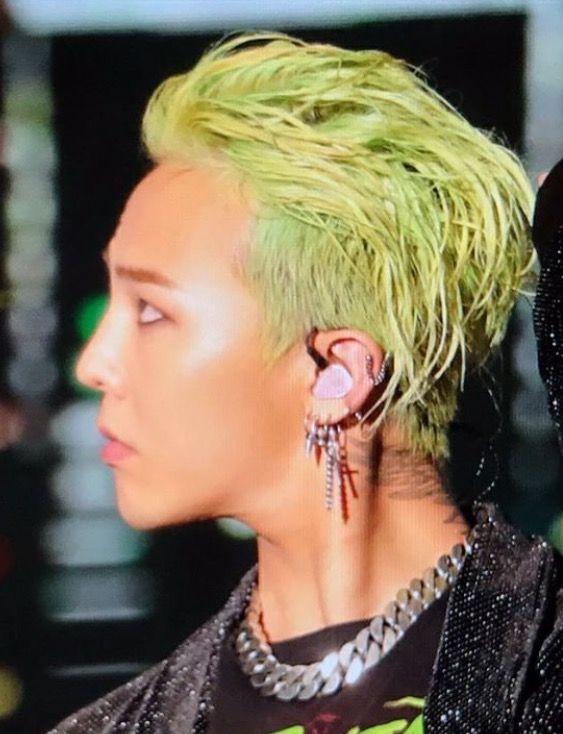 10c5773fc G Dragon | Big Bang Fan Girl!!! in 2019 | G dragon, Ear piercings ...
