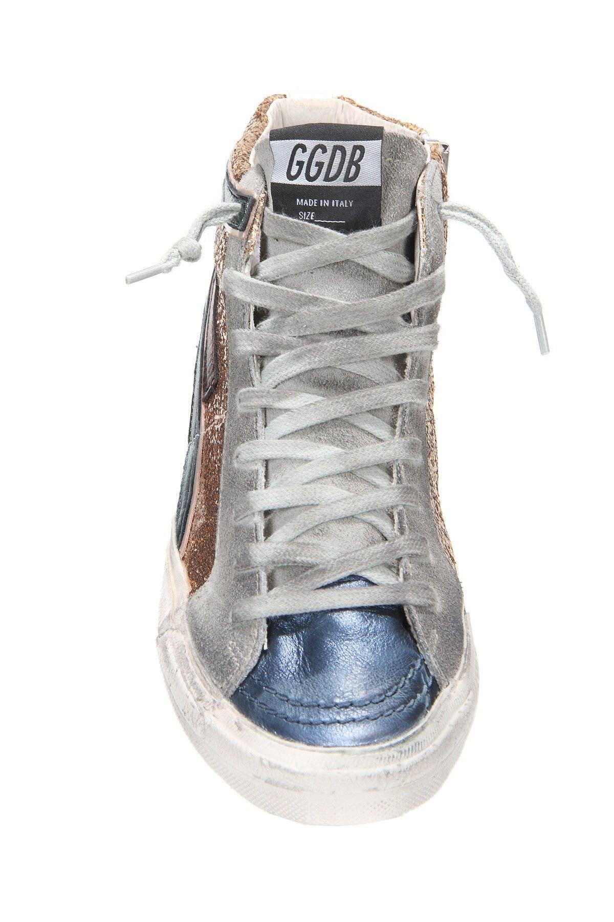 Slide Pailleté Sneakers Oie D'or X8yNis