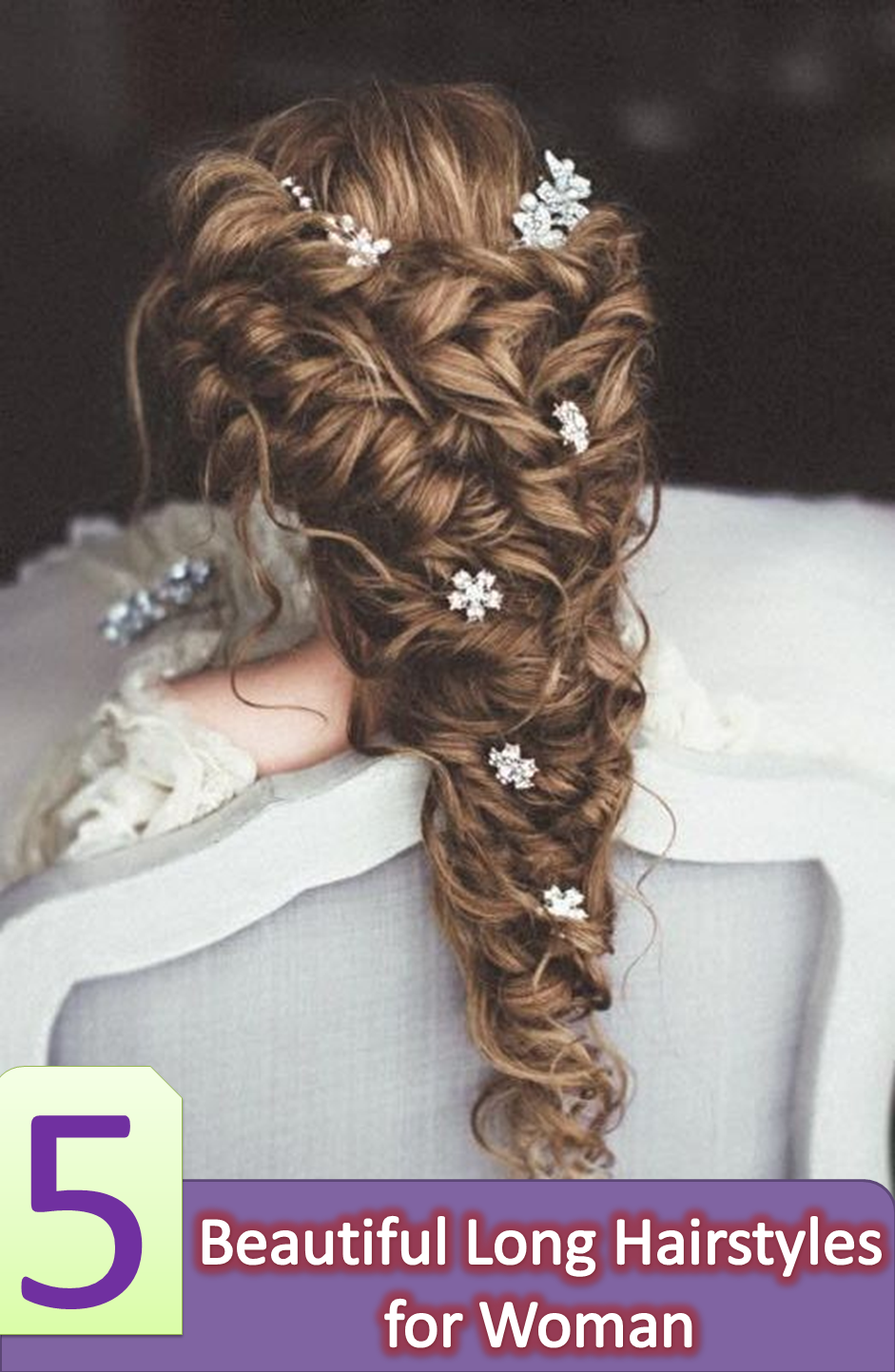 extremely gorgeous long hairstyles for woman to make other envious