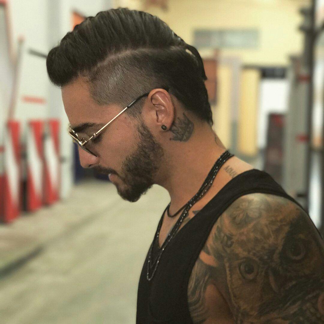 Corte de pelo de maluma video