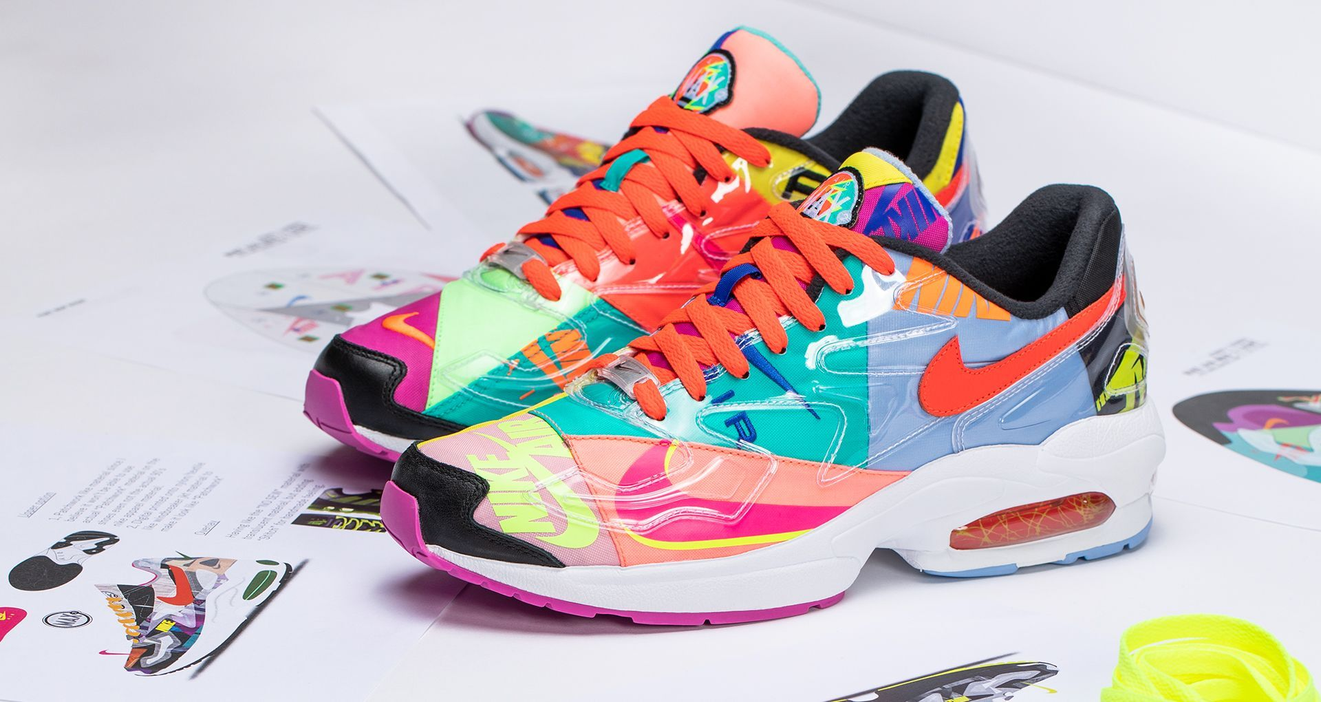 Behind the Design: atmos x Nike Air Max2 Light | Nike air