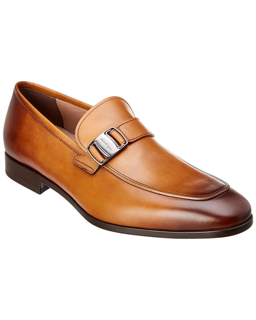 095696c18cc1 SALVATORE FERRAGAMO BENFORD ROUNDED BIT LOAFER.  salvatoreferragamo  shoes