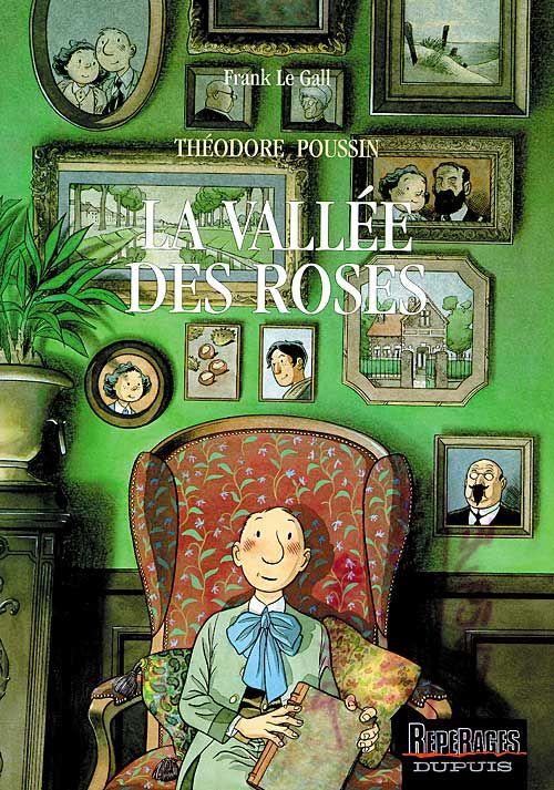 Theodore Poussin Tome 7 La Vallee Des Roses 570412 Jpg 500 713 Pixels