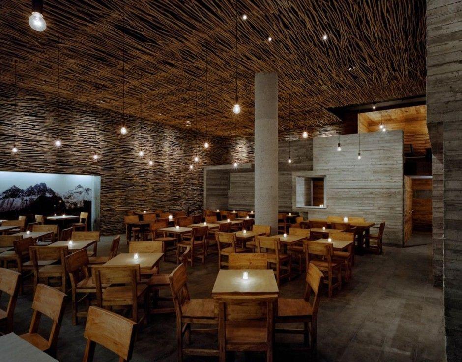 Pio Restaurant Design By Sebastian Marsical Studio