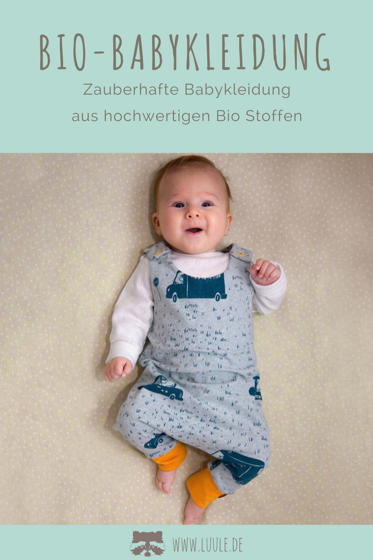 separation shoes 10068 65134 Einzigartige Babykleidung aus hochwertigen Bio Stoffen für ...