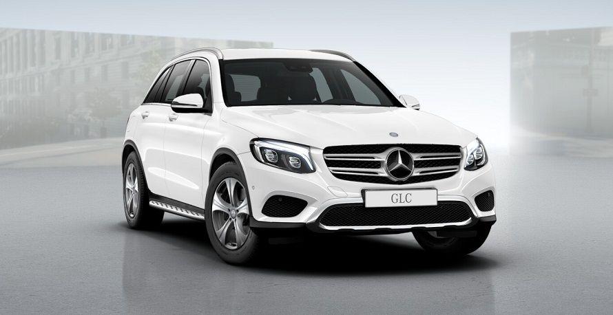 Giá Xe Mercedes GLC 250 - 0945 777 077: Mercedes-Benz chính thức ra mắt GLC, thay thế GLK, giá bao nhiêu tại VN ?