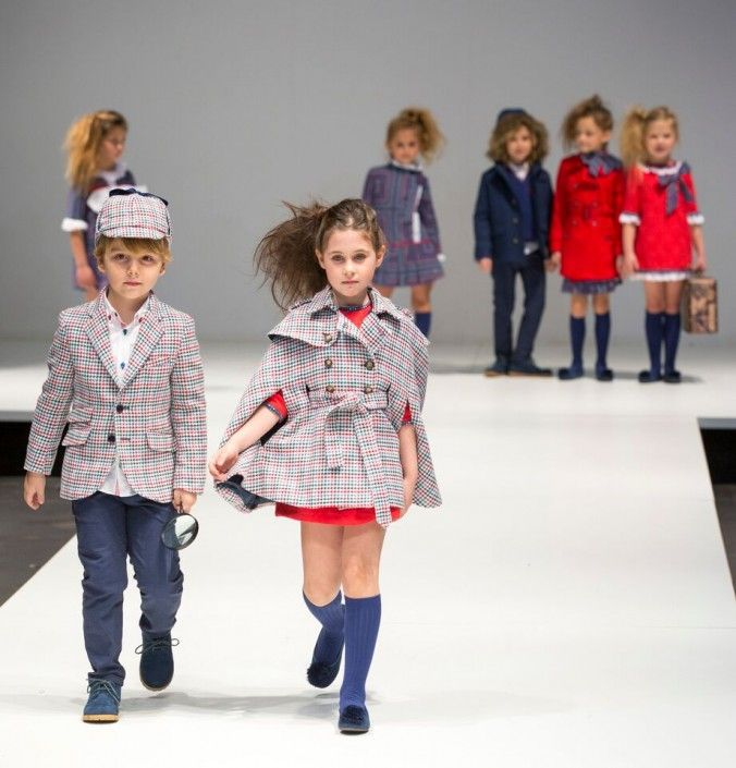 moda infantil invierno 2016