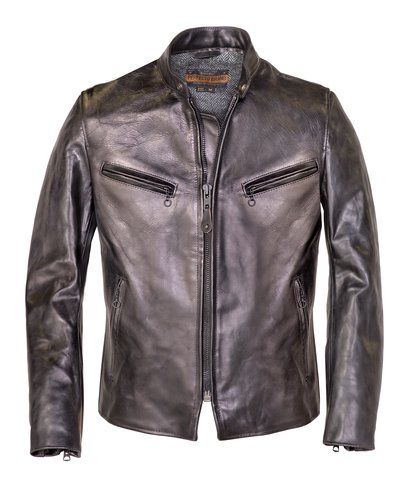 5294986c249f Schott P665 - Asset - Men's Leather Jacket $1130 Best Mens Fashion, Men's  Fashion,