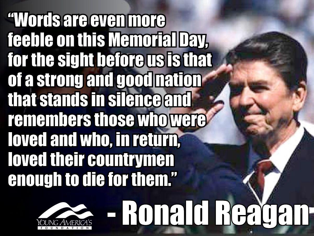 Ronald Reagan Love Quotes Reagan  Words I Love Pinterest  Wisdom Inspirational And