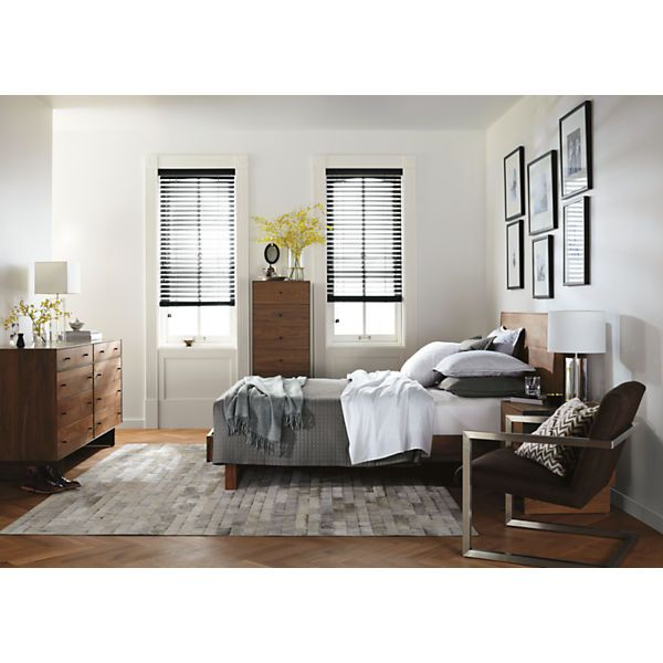 Hudson Bed Collection In Shell Stain Bedroom Room Board