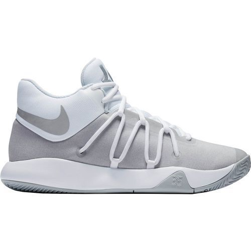 purchase cheap 9ab4d b9628 Nike Men's KD Trey 5 V Basketball Shoes (White/Silver, Size 8) - Men's Basketball  Shoes at Academy Sports