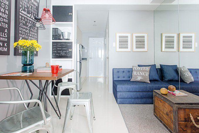 5 Designer Tricks For Small Homes Condo Interior