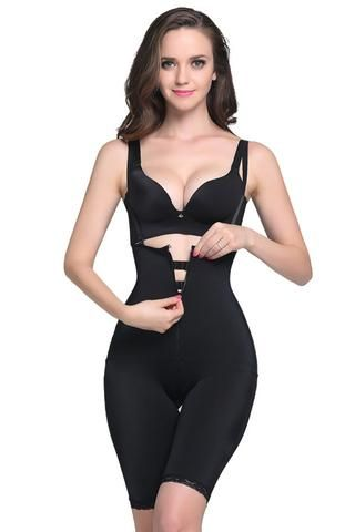 c25e4127d3e29 Camila Tummy Control Slim Zipper Body Shaper in 2019