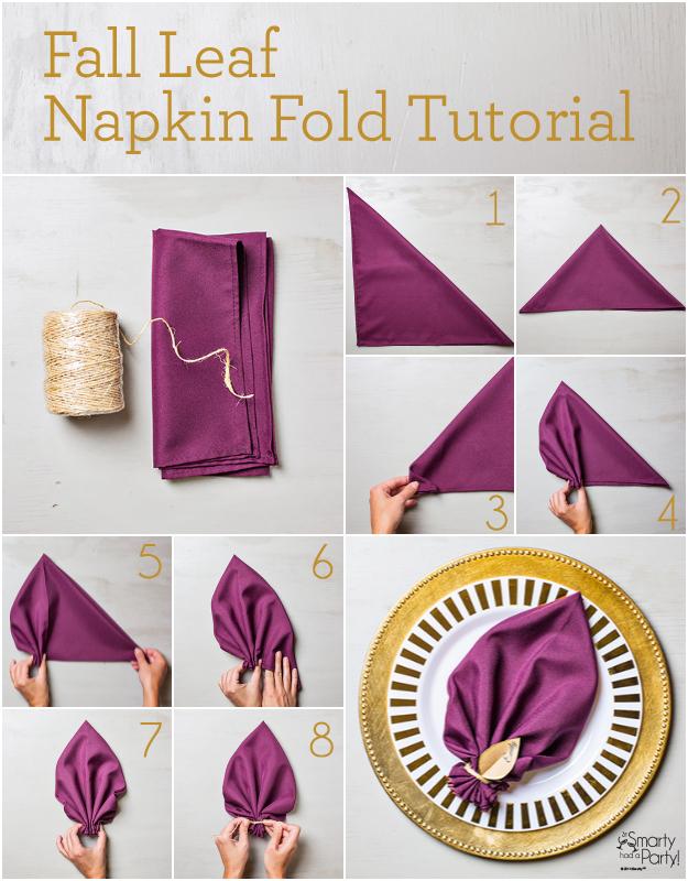 Purple Paper Beverage Cocktail Napkins Napkin Folding Napkins