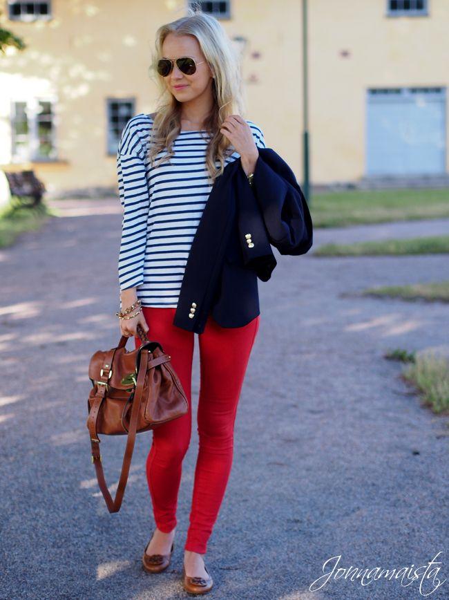 preppy stripes